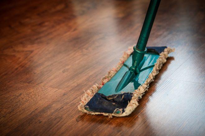 Nettoyer avec des produits naturels