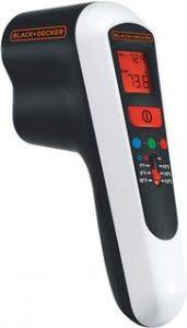 Détecteur de Fuites Thermiques sans Fil BLACK+DECKER TLD100-XJ